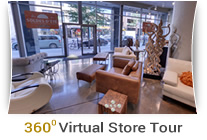 Take a virtual tour of our store.