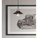 AMARILLITE CELING LAMP