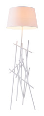 DREOUGHT FLOOR LAMP WHITE