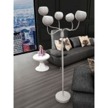 LUMINOSITY FLOOR LAMP WHITE